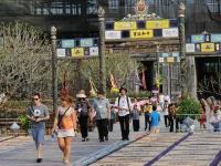 Đầu năm mới Cố đô Huế đón khoảng 10.000 lượt khách du lịch