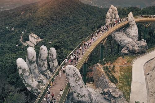 Tour Linh Ứng Sơn Trà - Mỹ Khê - Bà Nà