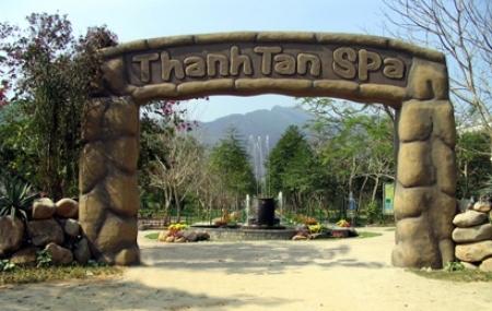 Tour Suối Khoáng Thanh Tân - Huế